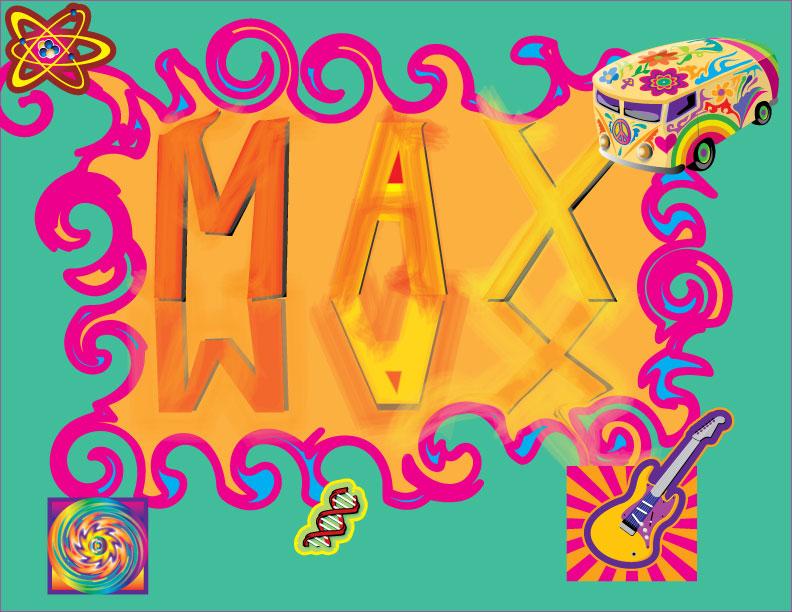 Grade 7 IT Block 1 Illustrator Work – Name Design « Don Ross ...