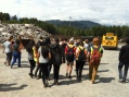Learning at the landfill