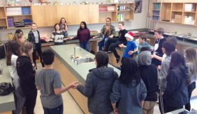 Critical thinking to solve science dilemna