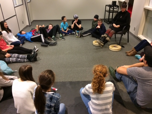 Learning and practicing Aboriginal ways of knowing and being
